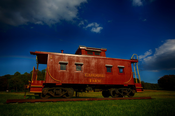 Caboose Farm Sabillasville Md Wedding Venue