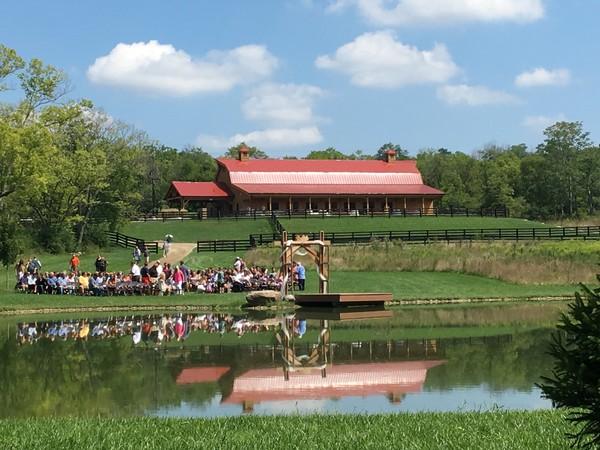 Canopy Creek Farm - Miamisburg, OH Wedding Venue