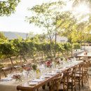 <p> Floral Designer: Grant Avenue Florist<br /> Venue: Jacuzzi Family Vineyards<br /> Caterer: Park Avenue Catering Co.</p>