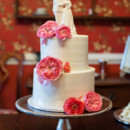 Caterer: Hamby Catering & Events Event Planner: Margaret McKenzie Cake: Michaelangelo's Kitchen Venue: Old Wide Awake Plantation