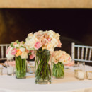 Venue: Montecito Country Club Floral Designer: Grass Roots Lighting: Bella Vista Designs Event Planner: Haber Event Group Hair and Makeup Artist: LunaBella Makeup and Hair Beatles Tribute Band: Paperback Writer Cake: Christine Dahl