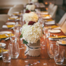 <p> Venue: Mildred&#39;s Temple Kitchen<br /> Floral Designer: Bloor Kennedy Flowers<br /> Hair Stylist: Red Label Hair Co.<br /> Makeup Artist: Nancy Costa<br /> Officiant: Todd Kauffman<br /> DJ: Impact DJ</p>