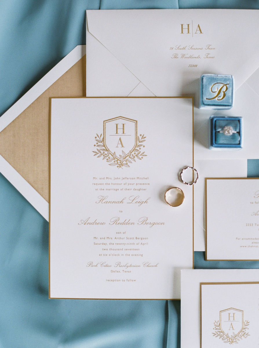 Paper Affair Dallas - Invitations - DALLAS, TX - WeddingWire
