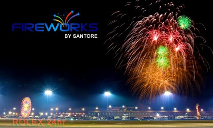 Fireworks by Santore Inc.