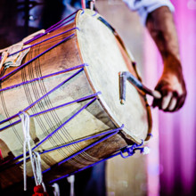 220x220 sq 1443542510573 dhol player reception