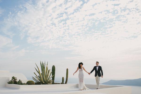 Santorini Glam Weddings Santorini Wedding Planner