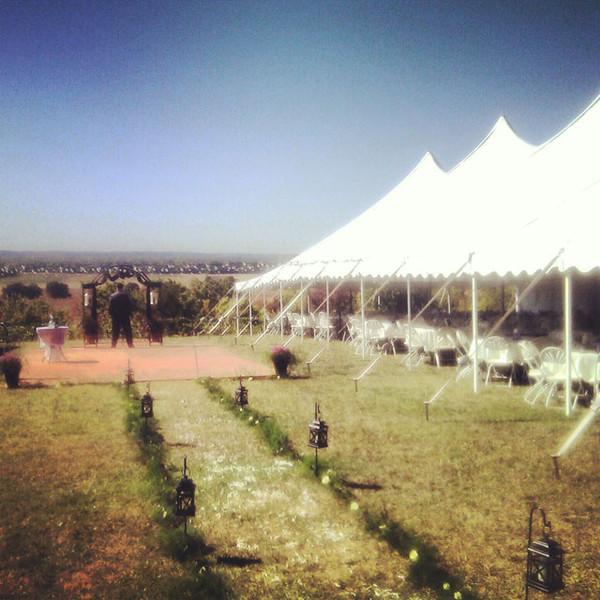 Outdoor Wedding Illinois: Quincy, IL Wedding Venue