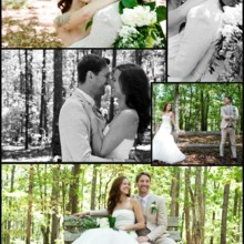 220x220 sq 1501038692004 fashion wedding picture in the forest at the sweet