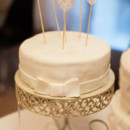 <p> Cake: Shannon Evans</p>  <p> Caterer: roomforty</p>  <p> Venue: Studio 1342</p>  <p> Other: TACT Management</p>