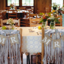<p> Venue: Yesterday Spaces</p>  <p> Event Planner: Georgia Pilkington</p>  <p> Officiant: Andrew Crosson</p>  <p> Caterer: Luella&#39;s BBQ</p>  <p> Floral Designer: Your Vase or Mine</p>  <p> Band: Anita Pruett &amp; Friends</p>  <p> Hair and Makeup Artist: Beauty Parade</p>  <p> Dress Designer: Ivy &amp; Aster</p>  <p> Shoes: Chelsea Crew </p>  <p> Groom&#39;s Attire: J.Crew </p>