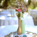 <p> Venue: Desert Plantation</p>  <p> Videography: Montoto Productions</p>  <p> Decor: Cotton and Pine </p>  <p> Cake: The Pastry Bag</p>  <p> DJ: Eddie Deweese </p>