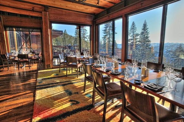 Tahoe mountain club wedding