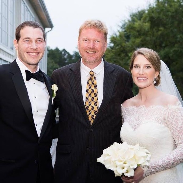 Dave Norris Charlottesville Area Wedding Officiant