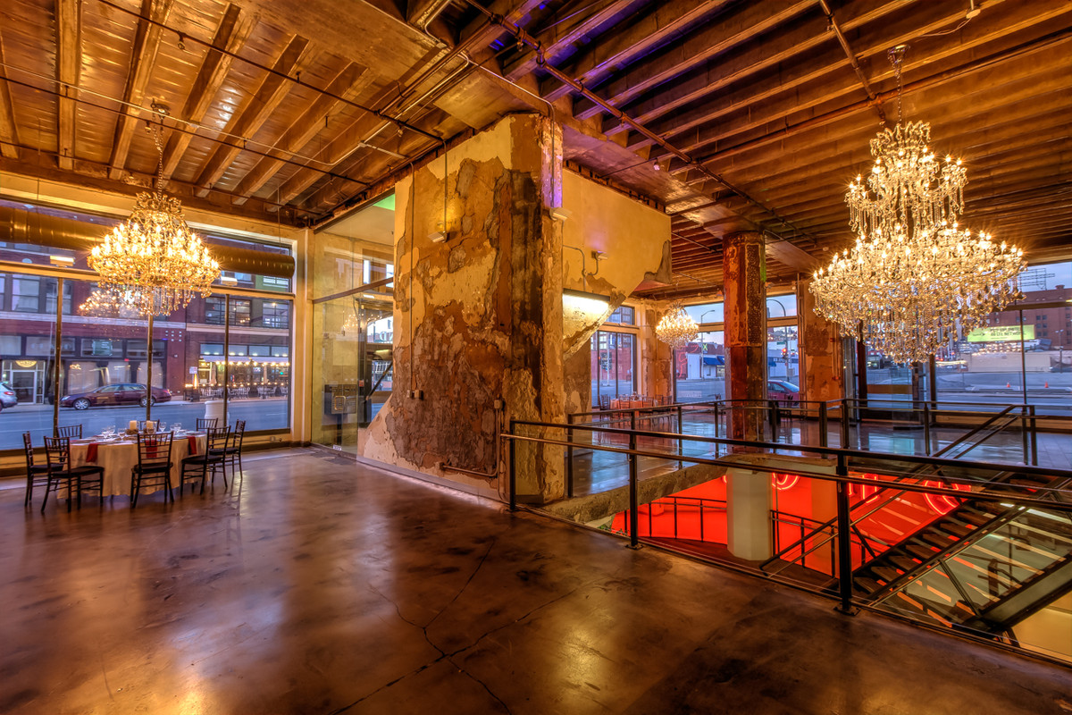 The urban event venue kansas city mo weddingwire junglespirit Image collections