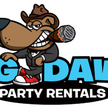 220x220 sq 1393782715125 big dawg party rentals logo we