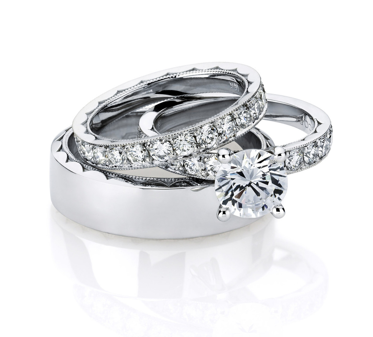 Wedding Rings Sets His And Hers For Cheap Hd Photo