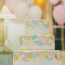 130x130 sq 1465834090 77f0b98d9c6e3165 1449185212289 liz mitchell wedding cake