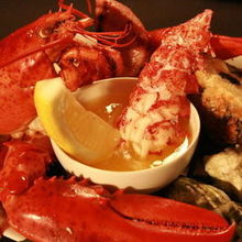 220x220 sq 1494443379 10f0373c975e1561 davidscatering lobster