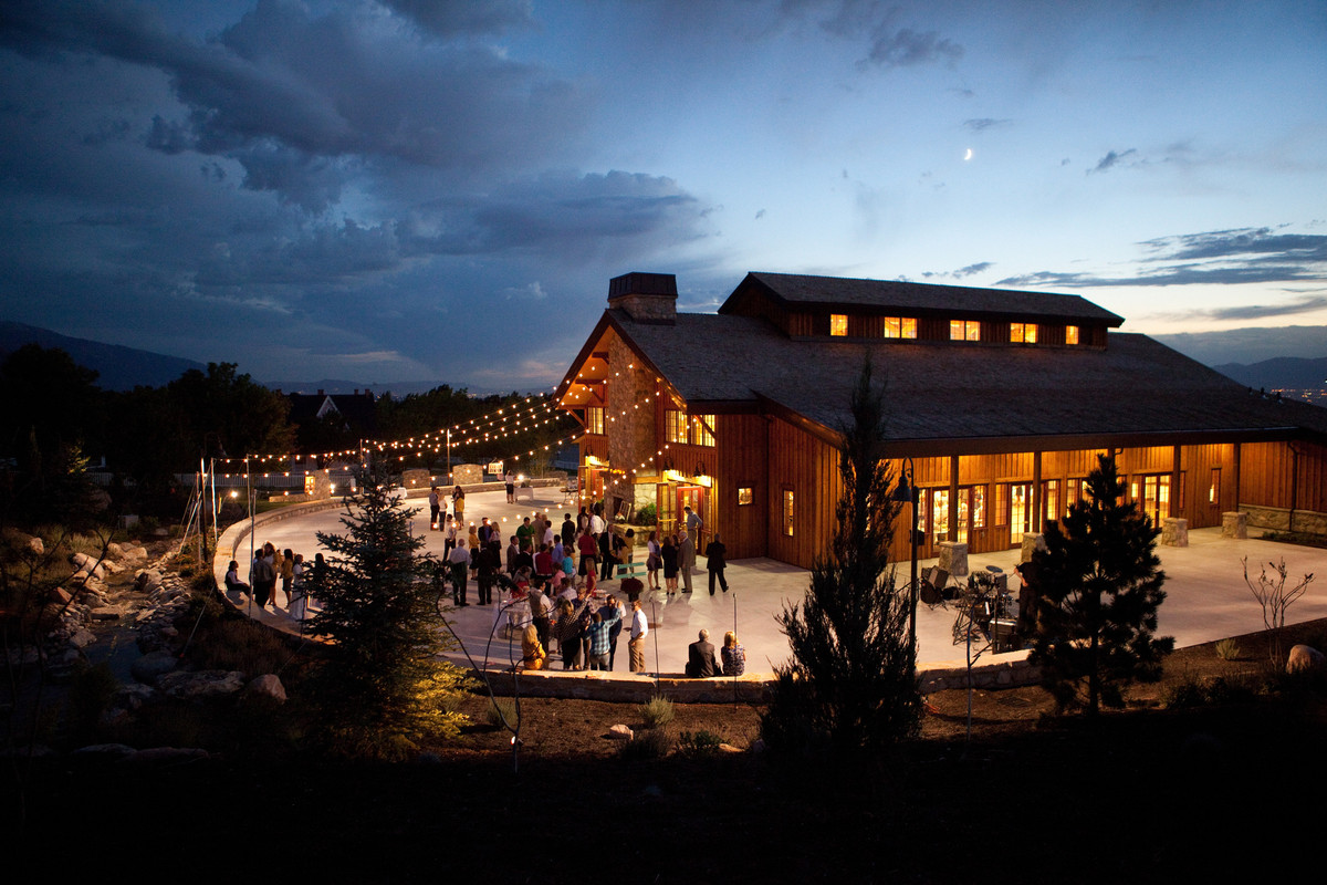 This is the place heritage park venue salt lake city for Places to have receptions for weddings