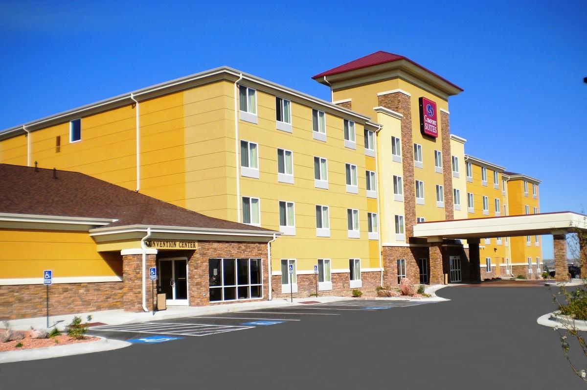 Comfort Suites Hotel & Convention Center - Venue - Rapid City, SD ...