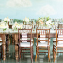<p> Venue/Caterer: Inn at Huntingfield Creek</p>  <p> Event Planner: Kari Rider Events</p>  <p> Rentals: Vintage Affairs</p>  <p> Tent: Eastern Shore Tents &amp; Events</p>  <p> Flowers: Dutch Blooms </p>  <p> Band: Doc Scantlin &amp; His Imperial Palms Orchestra</p>