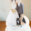Venue/Caterer: Inn at Huntingfield Creek  Event Planner: Kari Rider Events  Cake: Fiona's Cakes  Cake Topper: Concarta