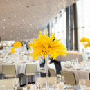 Venue: Malaparte  Floral Designer: Cool, Green & Shady  Event Coordinator - Double Happiness Events  Caterer: Oliver & Bonacini