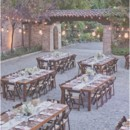 Venue: Hummingbird Nest Ranch  Rentals: A Rental Connection  Caterer: Command Performance