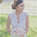 Venue: Hummingbird Nest Ranch  Dress Designer: Allure Bridals from Beautiful Day Bridal Salon  Floral Designer: Butterfly Floral