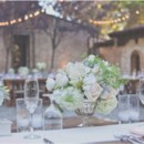<p> Venue: Hummingbird Nest Ranch</p>  <p> Floral Designer: Butterfly Floral</p>  <p>  </p>