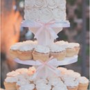 Venue: Hummingbird Nest Ranch  Cake: Skiff's Cakes