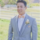 Venue: Hummingbird Nest Ranch  Groom and Groomsmen Attire: Friar Tux  Floral Designer: Butterfly Floral