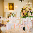 Reception Venue/Caterer:Army Navy Country Club  Floral Designer:Vert Tige