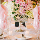 Reception Venue/Caterer: Army Navy Country Club  Floral Designer: Vert Tige