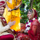 <p> Officiant: Kalki Enrique Farje</p>  <p> Dress Designer: Sahil Exclusive </p>  <p> Groom&#39;s Attire: Sahil Exclusive </p>  <p> Hair and Makeup Artist: Coca del Fierro</p>  <p> Ceremony Musician: Vrinda Devotees </p>