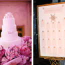 Reception Venue:The James Leary Flood Mansion  Cake:Cake Expressions