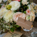<p> Venue: Brooklyn Winery</p>  <p> Floral Designer: Miss Fancy Plants </p>  <p>  </p>