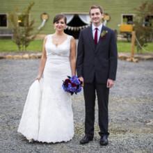 "<strong class='info-row'>Andrew Morrell Photography</strong> <div class='info-row description'><html>  <head></head>  <body>    Dress Designer:    <a href=""http://www.weddingwire.com/wedding-photos/dresses/allure-bridals?utm_source=ww&utm_medium=photo-gallery&utm_campaign=real-weddings"" target=""_blank"">Allure</a>  Hair & Makeup Artist:    <a href=""http://www.weddingwire.com/biz/alison-harper-company-llc/96266e0368b4a84a.html?utm_source=ww&utm_medium=photo-gallery&utm_campaign=real-weddings"" target=""_blank"">Alison Harper and Company</a>  Rentals:    <a href=""http://www.weddingwire.com/biz/prime-time-party-rental-dayton/7591dd09850756f7.html?utm_source=ww&utm_medium=photo-gallery&utm_campaign=real-weddings"" target=""_blank"">Prime Time Party Rentals</a>  Caterer:    <a href=""http://www.weddingwire.com/reviews/co-restaurant-catering-charlottesville/761f4ed002f7735a.html?utm_source=ww&utm_medium=photo-gallery&utm_campaign=real-weddings"" target=""_blank"">C&O Restaurant</a>  DJ:    <a href=""http://www.weddingwire.com/biz/dj-dennis-payne-playback-dj-decor-lighting-service-charlottesville-va/e5ec67bdadeeb727.html?utm_source=ww&utm_medium=photo-gallery&utm_campaign=real-weddings"" target=""_blank"">Dennis Payne</a>  Invitations:    <a href=""http://www.weddingwire.com/biz/wedding-paper-divas/e37a032e5dd0da53.html?utm_source=ww&utm_medium=photo-gallery&utm_campaign=real-weddings"" target=""_blank"">Wedding Paper Divas</a>  Calligraphy:    <a href=""http://www.weddingwire.com/biz/little-flower-calligraphy-dayton/07d467f588ebbd23.html?utm_source=ww&utm_medium=photo-gallery&utm_campaign=real-weddings"" target=""_blank"">Little Flower</a>  Transportation:    <a href=""http://www.weddingwire.com/biz/haymarket-transportation-sterling/bc8cf56ca983959b.html?utm_source=ww&utm_medium=photo-gallery&utm_campaign=real-weddings"" target=""_blank"">Haymarket Transportation</a>  Officiant: Rand Waldron  Venue: The Inn at Mount Vernon Farm    <div>  Floral Designer: Flourish Root     <div>  Pies: Red Truck Bak"
