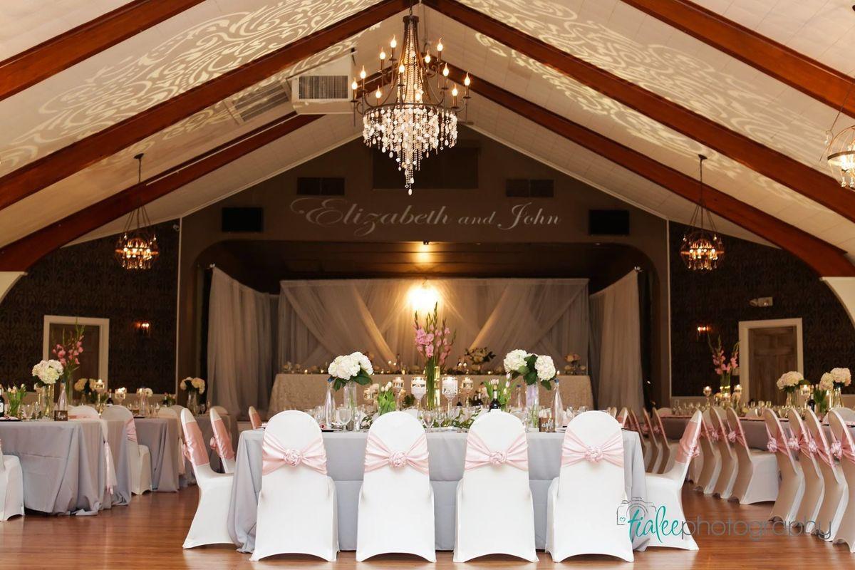 Tuscan Hall Banquet Center Venue Waukesha Wi