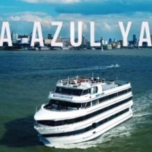 aqua azul yacht venue new york ny weddingwire