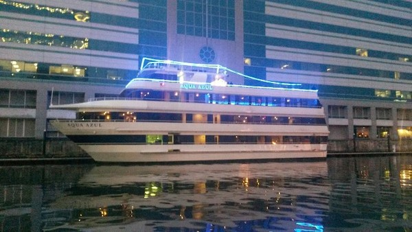 aqua azul yacht amp manhattan steamboat new york ny