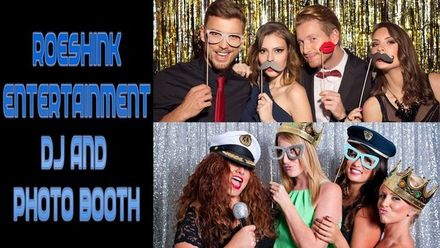 Roeshink Entertainment DJ & Photobooth