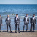 Event Planner: Donna Lavigne   Grooms/Groomsmen Attire: BLACK by Vera Wang  Venue, Caterer, and Rentals: Gowan Brae Golf and Country Club
