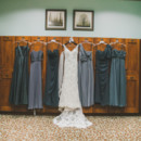 Bridal Gown: Casablanca at Affordable Bridal  Bridesmaids Dresses: Affordable Bridal