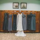Bridal Gown: Casablanca atAffordable Bridal  Bridesmaids Dresses:Affordable Bridal