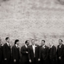 Photo: Off BEET Productions   Groom and Groomsmen Attire: Delux Tuxedo