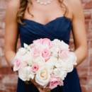 Photo: Off BEET Productions  Bridesmaids Dresses: J2 by Jasmine atBijou Bridal  Flowers:Spitz and Peck