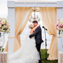 <p> Venue: Scripps Seaside Forum</p>  <p> Event Planner/Floral Designer: Emily Smiley</p>  <p> Dress Designer: Ian Stuart from Mariee Bridal</p>  <p>  </p>