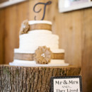 Event Planner: Jodie Marchman Weddings  Cake: Cake Box  Venue: Oak Hill Farms