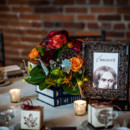 <p> Reception Venue/Caterer: Cork Factory Hotel</p>  <p> Floral Designer: Petals with Style</p>